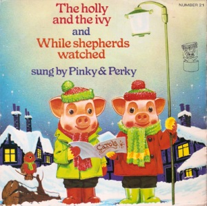 Pinky & Perky cover