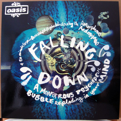 Oasis Falling Down (Amorphous Androgynous mix)