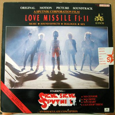 Sigue Sigue Sputnik Love Missile F1-11