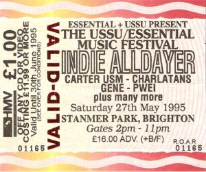 Essential Music Festival 27/05/95