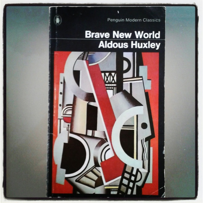 Design finds ::  Brave New World - Aldous Huxley