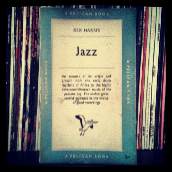 Rex Harris - Jazz (A Pelican Book)
