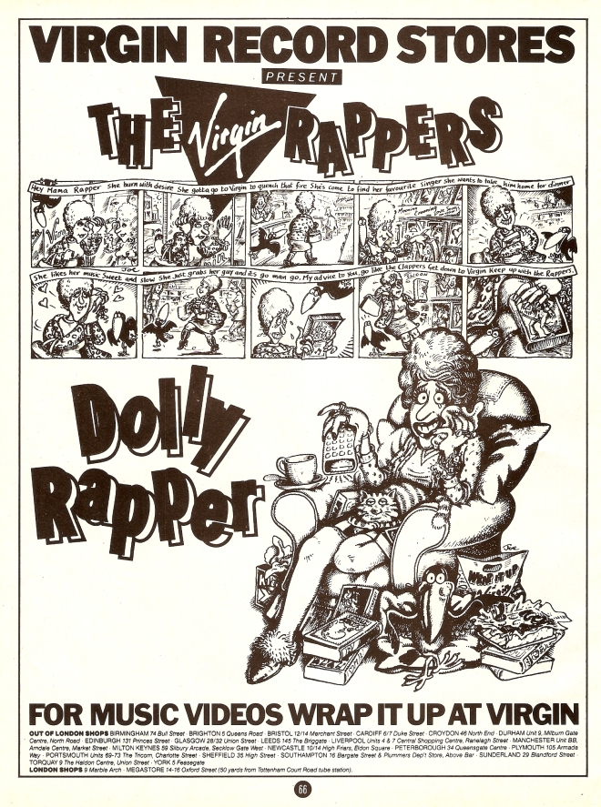 The Virgin Rappers :: Dolly Rapper