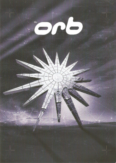 The Orb Electric Brixton flyer